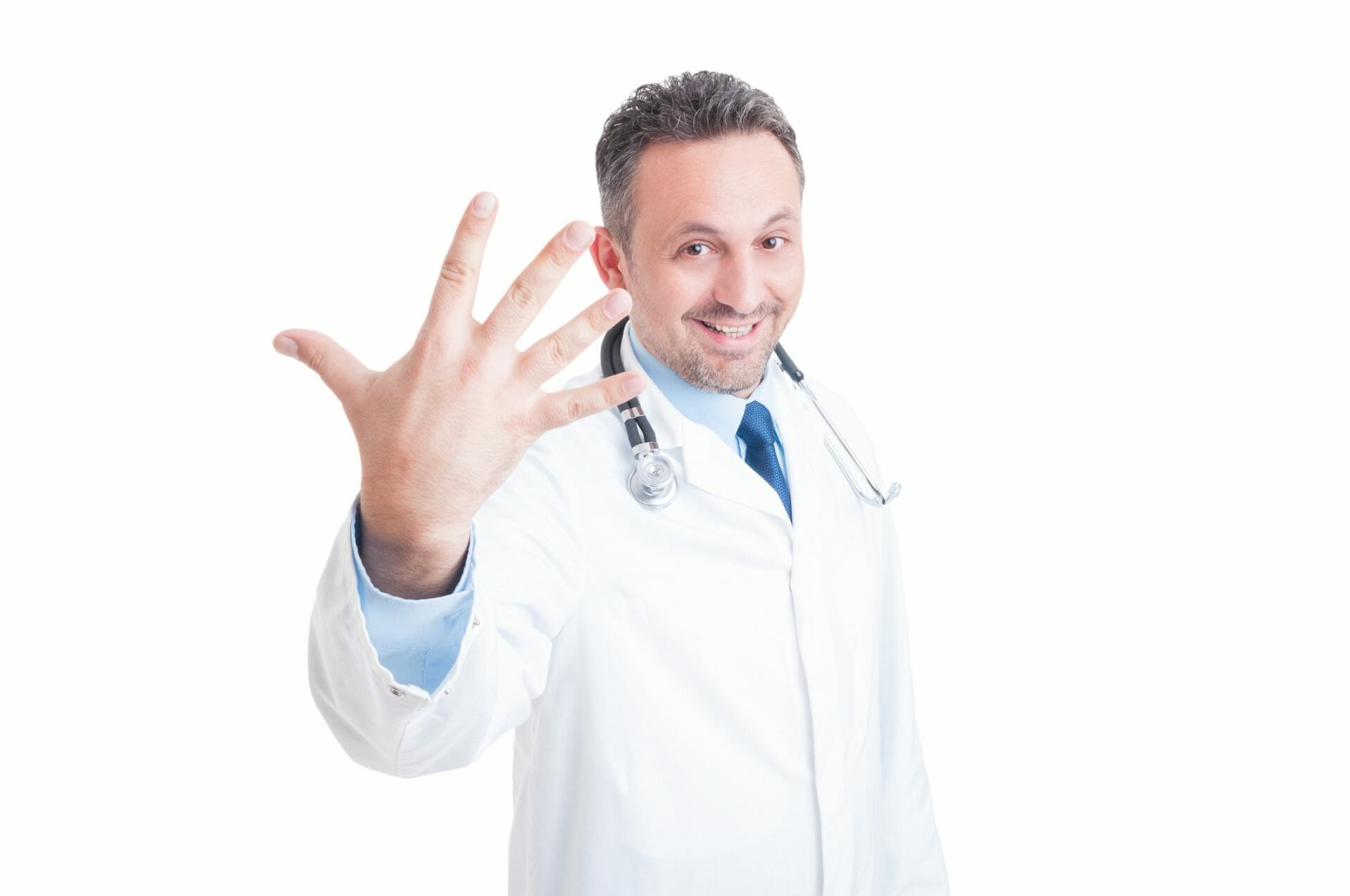 the power of thank you in medicine