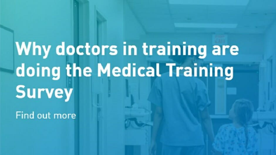 Learn about the Medical Training Survey and its conception and the goals of the survey.